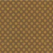Brown Dots Decorator Fabric by Kravet