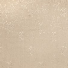 Linen Embroidery Decorator Fabric by Fabricut