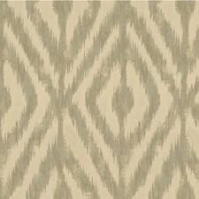 Grey Ethnic Decorator Fabric by Kravet