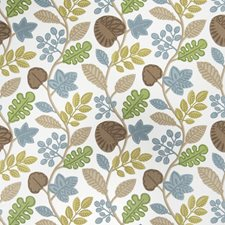 Spring Floral Decorator Fabric by Fabricut