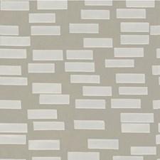 Silver Modern Decorator Fabric by Kravet