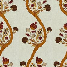 Yam Botanical Decorator Fabric by Kravet