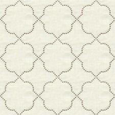 Stone Geometric Decorator Fabric by Kravet
