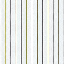 Grey/Green/Taupe Stripes Decorator Fabric by Kravet
