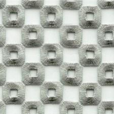Mint Geometric Decorator Fabric by Kravet
