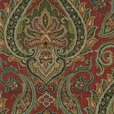 Rouge Decorator Fabric by Duralee