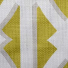 Chartreuse Abstract Decorator Fabric by Duralee