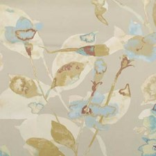 Seaglass Botanical Decorator Fabric by Duralee
