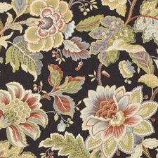 Jewel Floral Large Decorator Fabric by Duralee