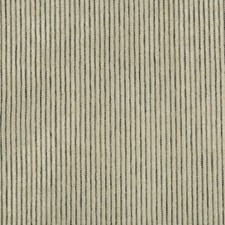 Grey/Charcoal Stripes Decorator Fabric by Kravet