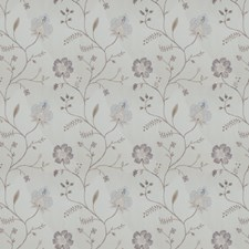 Glacier Embroidery Decorator Fabric by Fabricut
