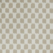 Oatmeal Flamestitch Decorator Fabric by Trend