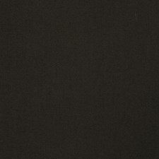 Black Solid Decorator Fabric by Trend