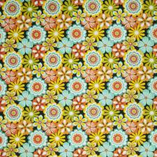 Amazon Floral Decorator Fabric by Trend