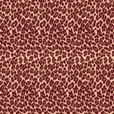 Loganberry Animal Decorator Fabric by Stroheim