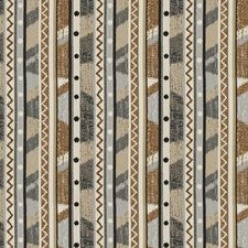 Caramel Global Decorator Fabric by Stroheim