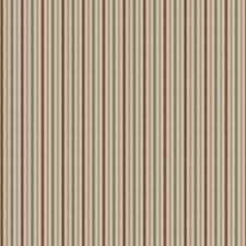 Jade Stripes Decorator Fabric by Trend