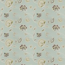 Willow Embroidery Decorator Fabric by Stroheim