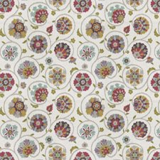 Jewel Floral Decorator Fabric by Fabricut