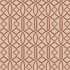 Mulberry Embroidery Decorator Fabric by Fabricut