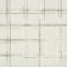 Dove Plaid Decorator Fabric by Kravet