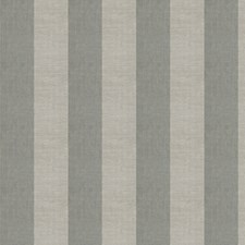 Graphite Stripes Decorator Fabric by Vervain