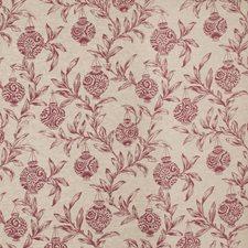 Berry Jacquard Pattern Decorator Fabric by Fabricut