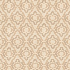 Parfait Geometric Decorator Fabric by Vervain