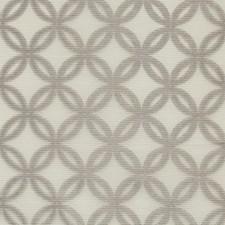 Grey/Beige Geometric Decorator Fabric by Kravet