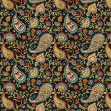 Jungle Floral Decorator Fabric by Fabricut