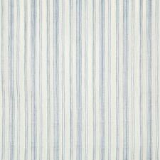 Blue Pearl Stripes Decorator Fabric by Kravet