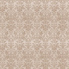 Natural Damask Decorator Fabric by Trend