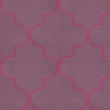 Pink Quartz Lattice Decorator Fabric by S. Harris