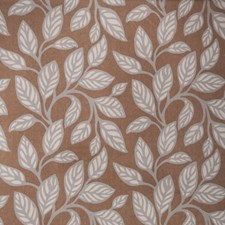 Ginger Leaves Decorator Fabric by Vervain