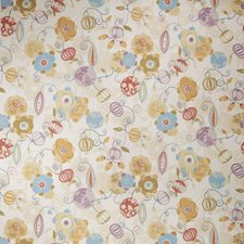 Multi Floral Decorator Fabric by Vervain