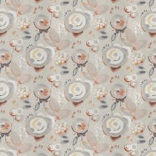 Petal Floral Decorator Fabric by Vervain
