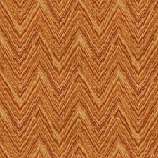 Spice Flamestitch Decorator Fabric by Trend