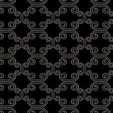 Ebony Jacquard Pattern Decorator Fabric by Fabricut