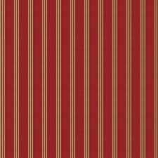 Cardinal Stripes Decorator Fabric by Fabricut