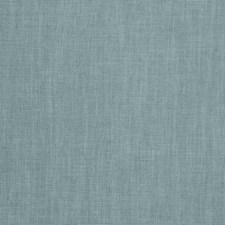 Aqua Solid Decorator Fabric by Trend