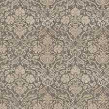Seaside Damask Decorator Fabric by Stroheim