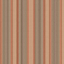 Slipper Pink Stripes Decorator Fabric by Stroheim