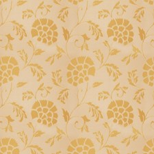 Mustard Seed Floral Decorator Fabric by Stroheim