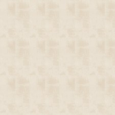 Ivory Geometric Decorator Fabric by Trend