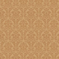 Gold Jacquard Pattern Decorator Fabric by Trend