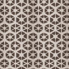 Charcoal Geometric Decorator Fabric by Fabricut