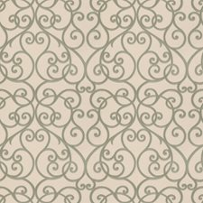 Surf Scrollwork Decorator Fabric by Trend