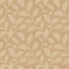 Sand Leaves Decorator Fabric by Trend