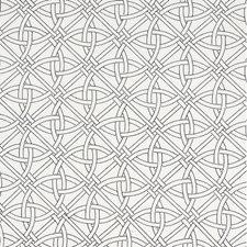 Black/White Decorator Fabric by Schumacher
