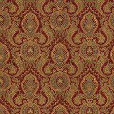 Ruby Jacobean Decorator Fabric by Fabricut
